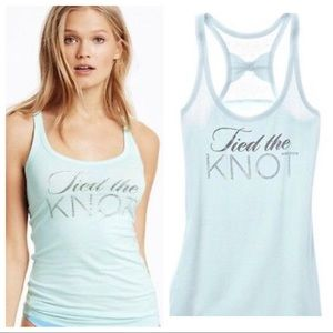 Victoria Secret • Ties the Knot Tank